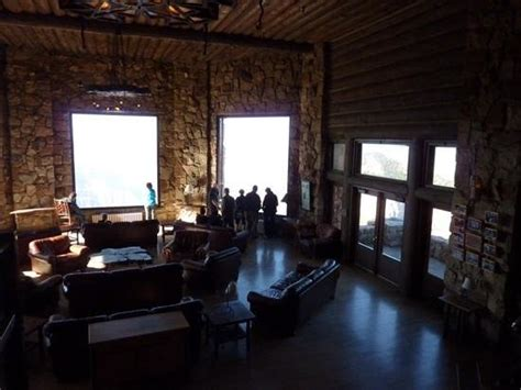 grand canyon lodge dining room view from terrace just outside restaurant picture of