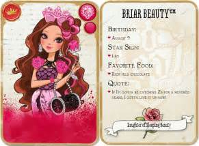 ever after high all characters