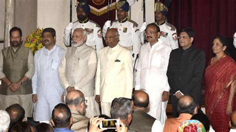pm modi s message in cabinet reshuffle indian it workers