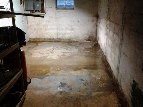 basement flooding quality 1st basements basement waterproofing photo album flooded basement in toms river now