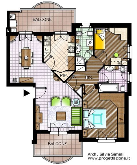 progetti arredamento casa progettazione arredamento