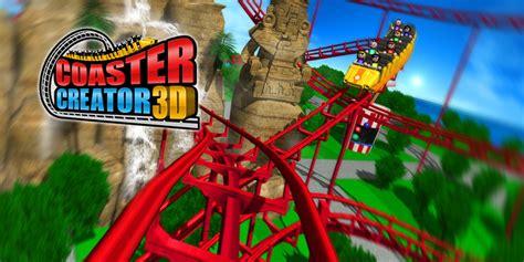 coaster creator coaster creator 3d nintendo 3ds software nintendo