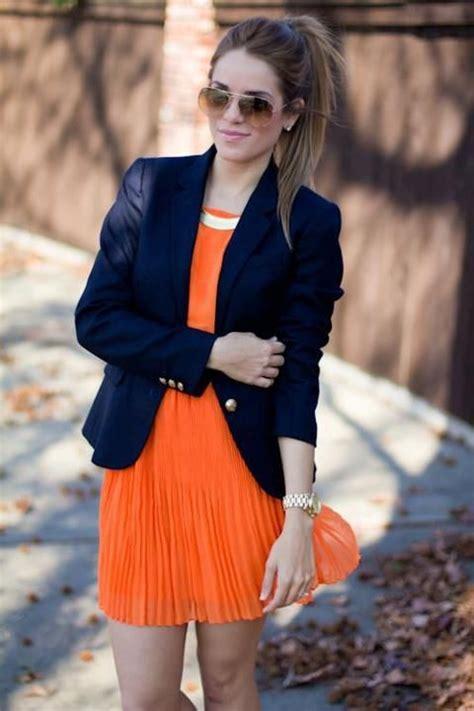 Tips For Wearing Orange by 8 Ways To Wear Orange Like A Pro