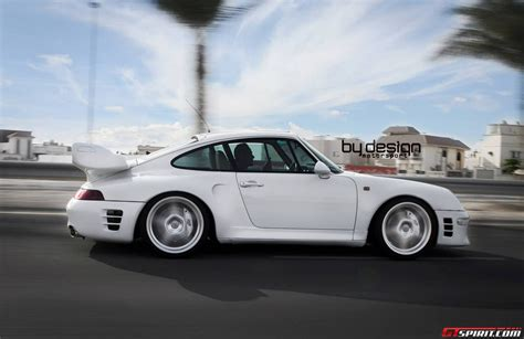 ruf porsche 993 the mighty ruf turbo s is still impressive to this day