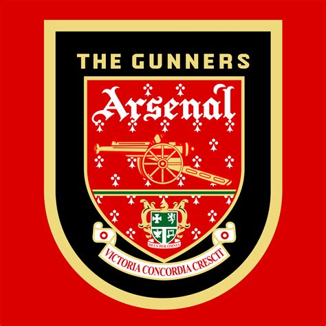 arsenal badge arsenal fc