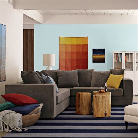 Walton Sectional by Walton Sectional West Elm Furniture And Home