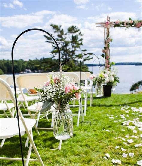 Garden Wedding Decor Ideas 15 Wedding Garden Decorations With Flower Themes Home Design And Interior