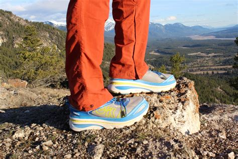 hiking in hokas a canadian rockies review canadian