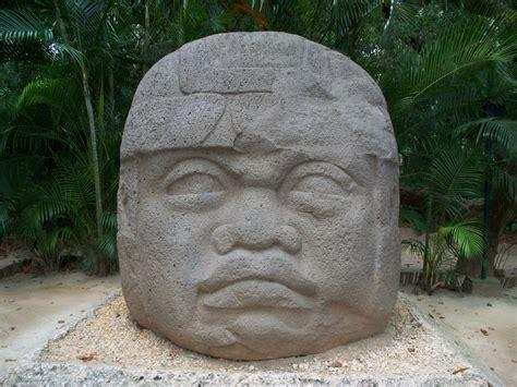 imagenes olmecas de tabasco cabeza olmeca de tabasco original imagen foto arte y