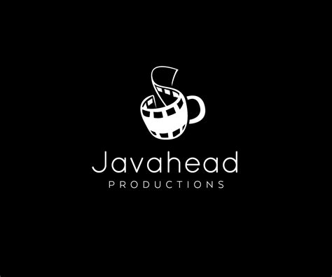 Film Production Logo Design For Javahead Productions By Themadfox Design 3015423 Production Logo Templates