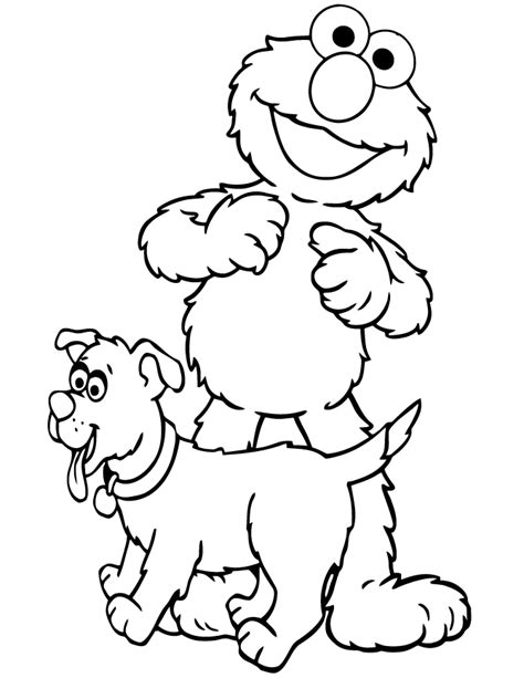elmo coloring pages happy birthday elmo birthday coloring pages coloring home