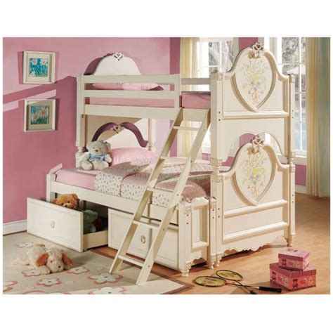 bunk beds for girls with desk girls bunk beds with desk decorate my house