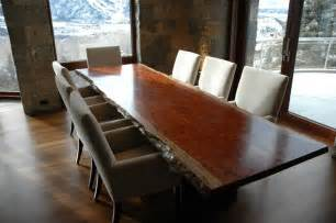 simple solid wood dining
