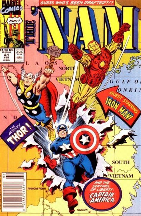 jasonaaron info the war in comics the nam jasonaaron info the war in comics the mighty thor
