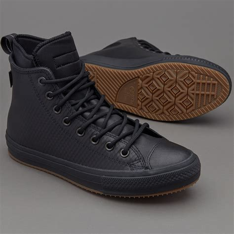 Sepatu Merk All sepatu sneakers converse chuck all ii boot black