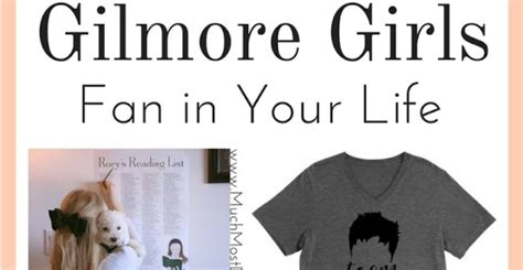 gifts for gilmore fans 14 gift ideas for gilmore fans much most