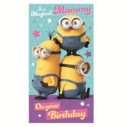 minion happy birthday card 69 best minions cards images on minion card