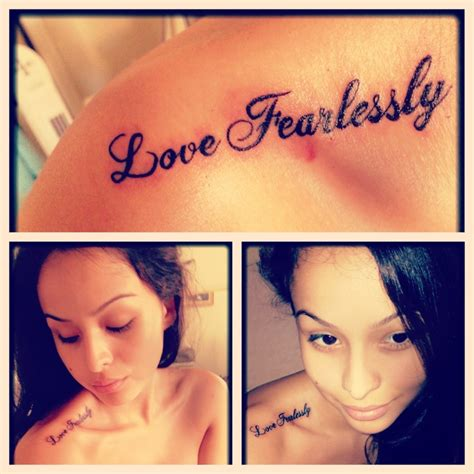 tattoo love fearlessly the 25 best love fearlessly tattoo ideas on pinterest