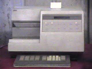 Micr Encoding Machine by Ncr Micr Encoder Model 2301 7103