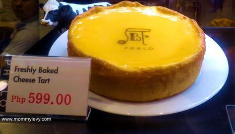 Pablo Sabrel Cheese Matcha Original Japan pablo cheese tart manila prices and location