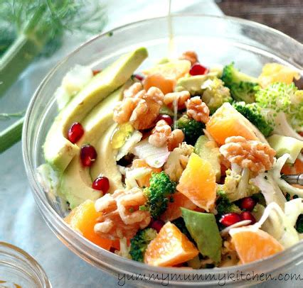 Mummy Winter Detox by Winter Detox Superfoods Salad Econugenics
