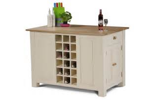 mottisfont painted kitchen island unit oak furniture
