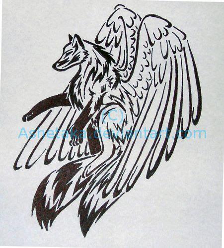 303 tattoo designs tribal wolf design by ashetaka on deviantart