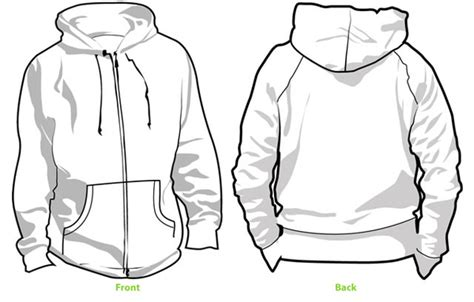 Hoodie Zipper Jumper Faze Series the a hoodie free images at clker vector clip