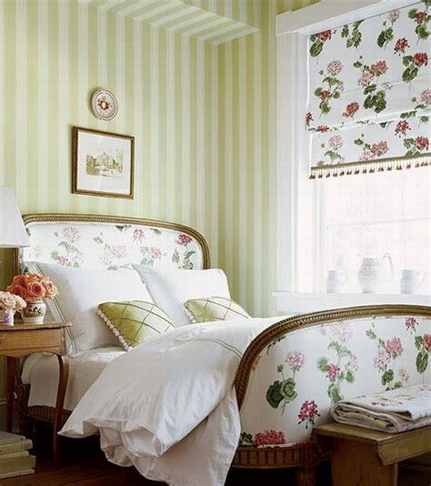 french country interior design design interior french country striped green white floral