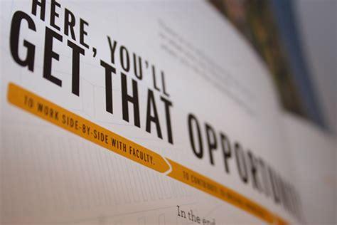 Of Minnesota Duluth Mba by Umd Graduate School Brochure On Behance