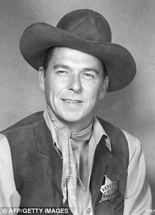 film cowboy ronald reagan one man s law 1940 movie