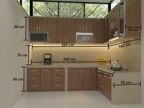 Lemari Dapur Per Meter gambar harga kitchen set kayu jati per meter dan cara menghitung harga kitchen set
