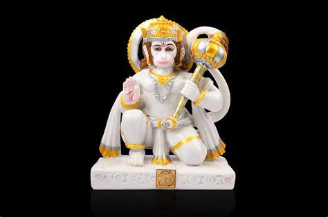 hanuman jayanti puja rudraksha ratna blessing hanuman murti rudraksha ratna