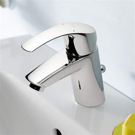Mixer Es grohe eurosmart new single lever basin mixer es function