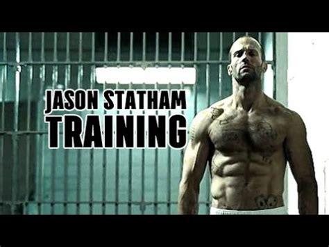 jason statham workout film jason statham full training routine motivational youtube