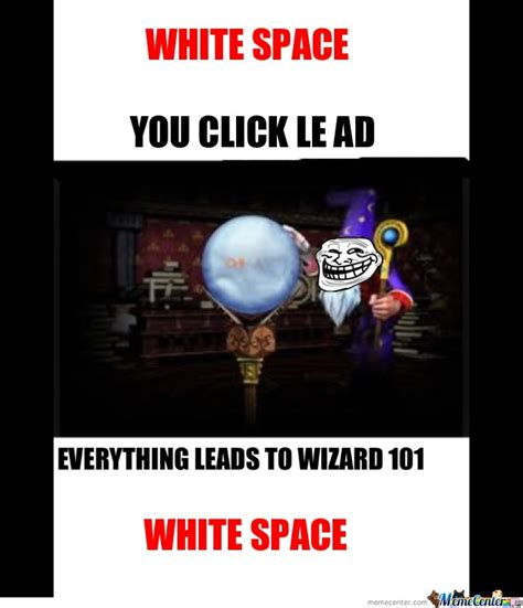 Wizard Memes - damn troll wizard 101 by nyanshannon meme center