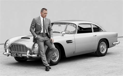 Iconic Car Aston Martin Db5 Bristol Motors