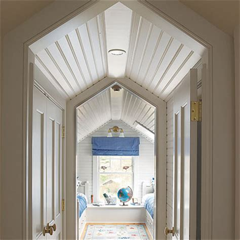 Attic Ceilings by Ceiling Finish Beadboard Panels Read This Before You