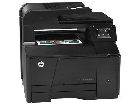 Hp Laserjet Pro 200 M276nw Color Multifunction Printerl