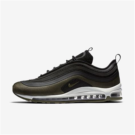 Original Bnib Nike Air Max 97 Ultra 17 Metallic Silver nike air max 97 ultra 17 hal s shoe nike