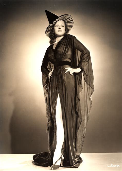 classic hollywood witches actress vintage everyday