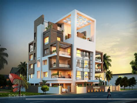 residential building design and 3d animation youtube 3d views architectural 3d views 3d architectural view