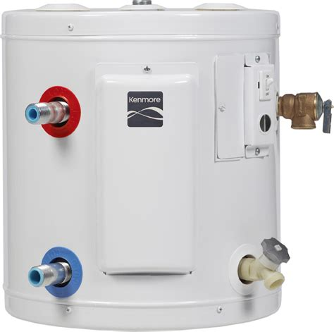 Water Heater Acme Compact kenmore 32607 20 gal 6 year compact electric water