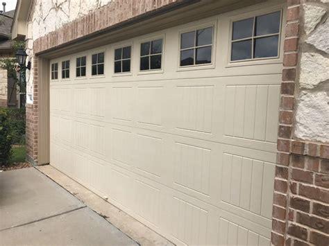 Garage Door Company Houston Panel Garage Doors Houston Tx 713 730 2797 Call Us