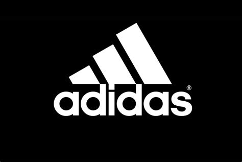 adidas logo wallpaper black adidas logo black background wallpaper download