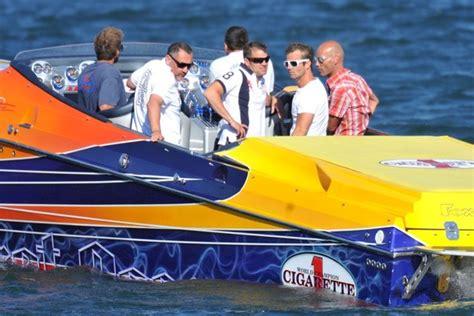 cigarette boat st tropez sebastien loeb pictures sebastien loeb in st tropez zimbio