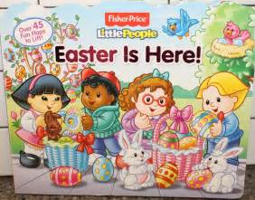 fisher price easter is here books tami reads fisher price easter is here by