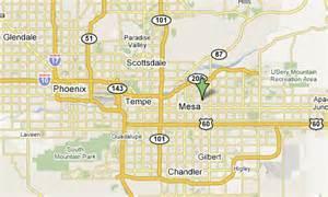 east valley arizona map east valley arizona map