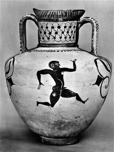 Ancient Hora Vases by Olympic Vase