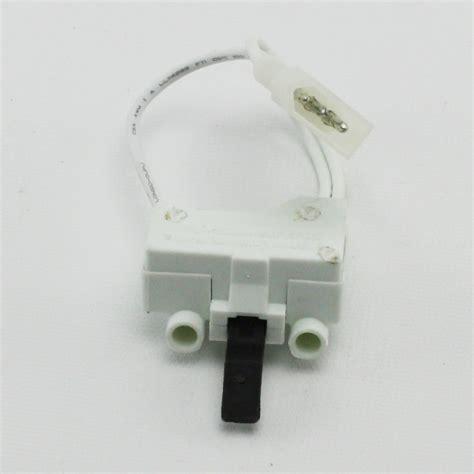 Dryer Door Switch by Replacement Dryer Door Switch Replaces Whirlpool 3406107